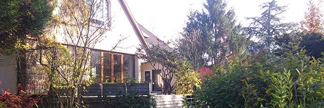 Wohnhaus des Klosters Ryumonji