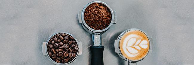 Neues Ausprobieren- bspw. Kaffee