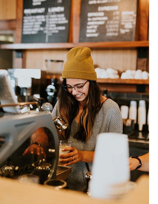 Kennenlernen cafe