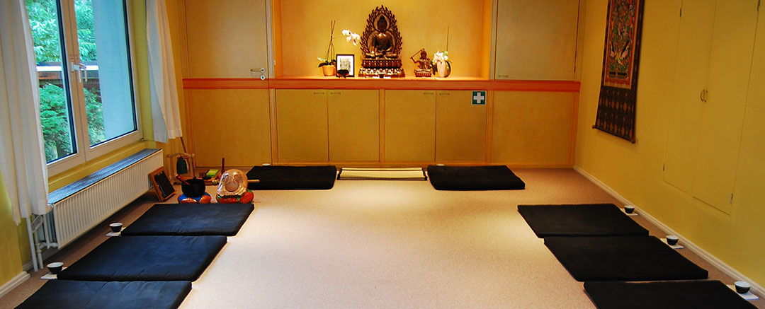 Zen Kreis Hamburg Meditationsraum