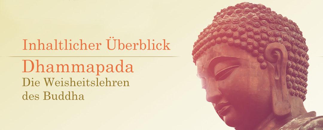 Buchrezension: Dhammapada – Inhaltlicher Überblick
