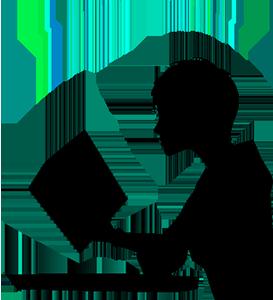 schüler_silhouette