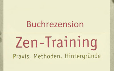 Buchrezension: Zen-Training