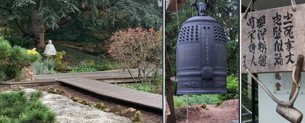 collage des Kloster ryumon ji