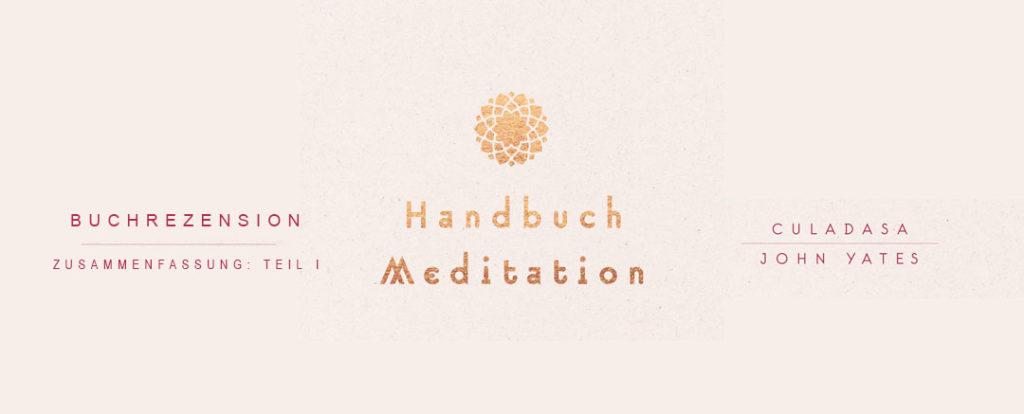 Cover Handbuch Meditation